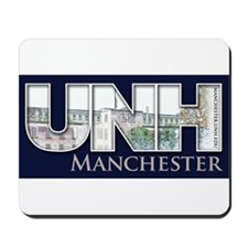 UNH Manchester Graphic Mousepad