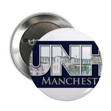 """UNH Manchester Graphic 2.25"""" Button"""