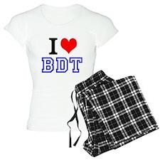 i<3BDT Pajamas