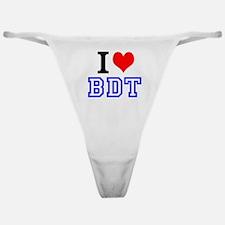 i<3BDT Classic Thong