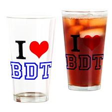 i<3BDT Drinking Glass