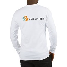 "Men's Long Sleeve ""Volunteer"" T-Shirt"