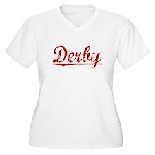 Derby, Vintage Red T-Shirt