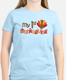 My 1st Thanksgiving T-Shirt