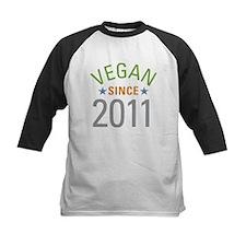 Vegan Since 2011 Tee