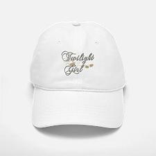 Twilight Girl Baseball Baseball Cap