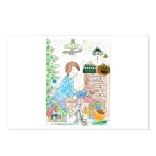 I Hope I Get My Wish For A STAR. Postcards (Packag