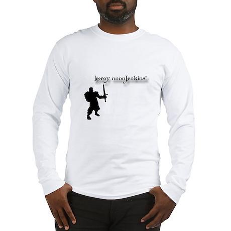 Leeroy's Wipes Long Sleeve T-Shirt