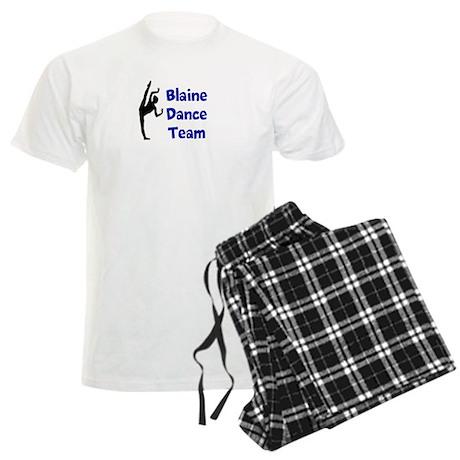 Blaine Dance Team Men's Light Pajamas