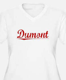 Dumont, Vintage Red T-Shirt