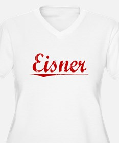Eisner, Vintage Red T-Shirt