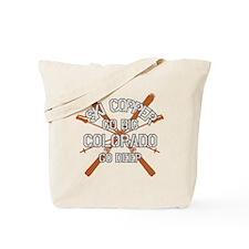 Go Big Copper Tote Bag