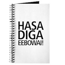 Hasa Diga Eebowai Journal