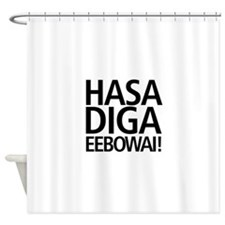 48 HR SALE! Hasa Diga Eebowai Shower Curtain
