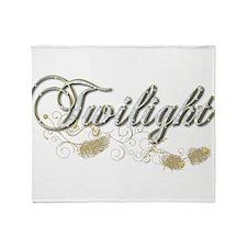 Twilight Sparkly Throw Blanket