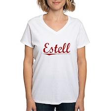 Estell, Vintage Red Shirt