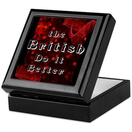 British Do it Better.png Keepsake Box