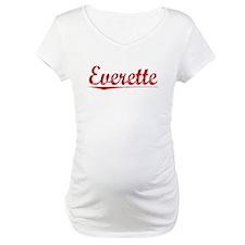Everette, Vintage Red Shirt