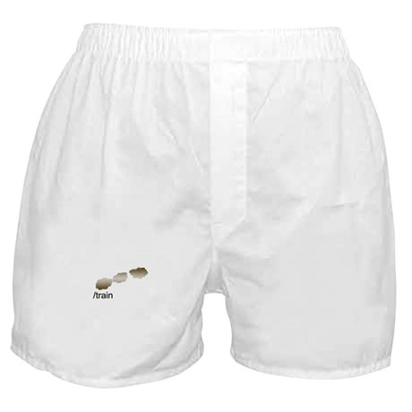 /train Boxer Shorts