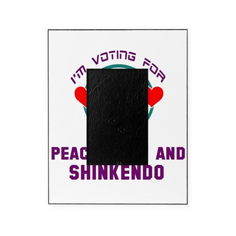 I'm voting for Peace, Love And Russi Picture Frame