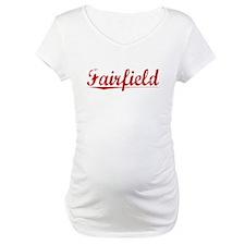 Fairfield, Vintage Red Shirt