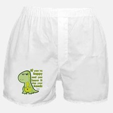 T-rex hands Boxer Shorts