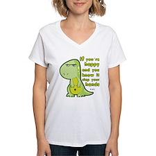T-rex hands Shirt