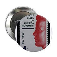 """Boys Clubs of America 2.25"""" Button"""