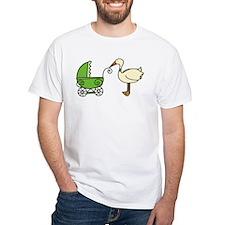 Stork With Stroller Shirt