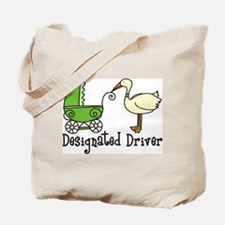 Designated Driver Tote Bag