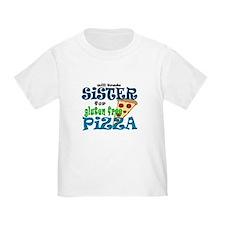 Gluten free pizza T