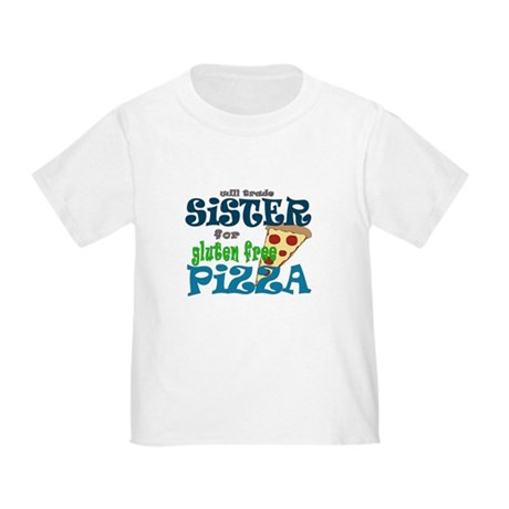 Gluten free pizza Toddler T-Shirt