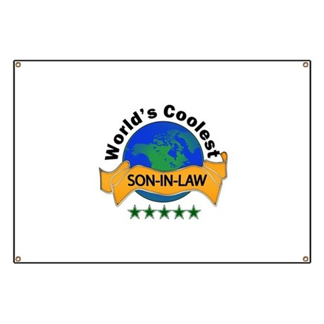 World's Coolest Banner