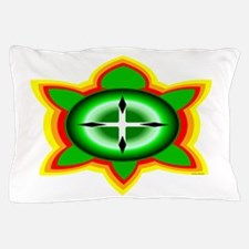 SOUTHEASTERN TRIBAL TURTLE Pillow Case