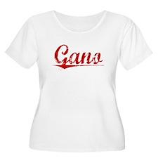 Gano, Vintage Red T-Shirt
