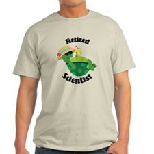 Retired Scientist Gift T-Shirt