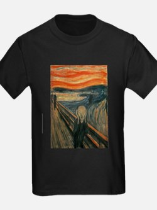 The Scream by Edvard Munch T