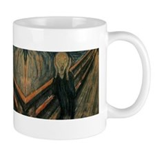 The Scream by Edvard Munch Mug