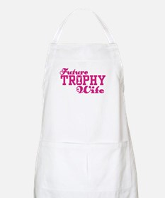 Trophy Wife BBQ Apron