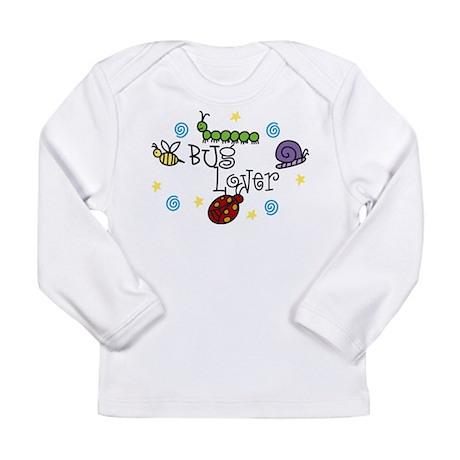 Bug Lover Long Sleeve Infant T-Shirt