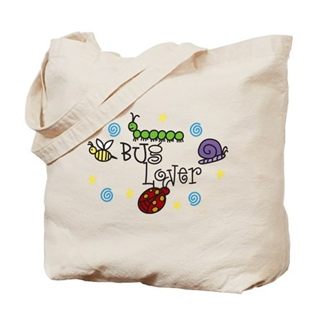 Bug Lover Tote Bag