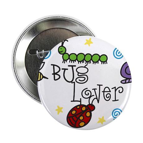"""Bug Lover 2.25"""" Button"""