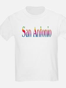 San Antonio Kids T-Shirt