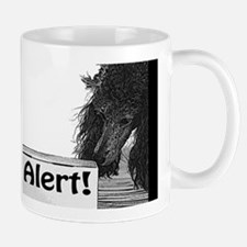 Poodle Nose work odor alert birch search Mug