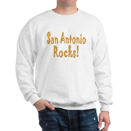 San Antonio Rocks! Sweatshirt