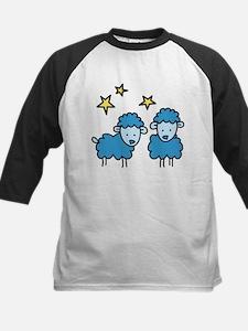 Star Sheep Kids Baseball Jersey