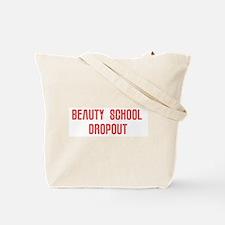 Beauty School Tote/MiddleFingerOnOneSide
