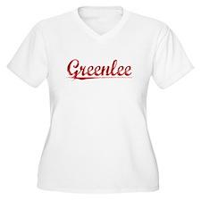 Greenlee, Vintage Red T-Shirt