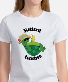 Retired Teacher Gift Women's T-Shirt