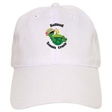 Retired Tennis Coach Gift Cap